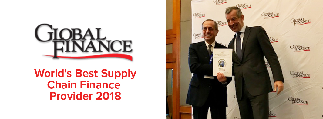 World's Best Supply Chain Finance Providers 2018: About The Winners