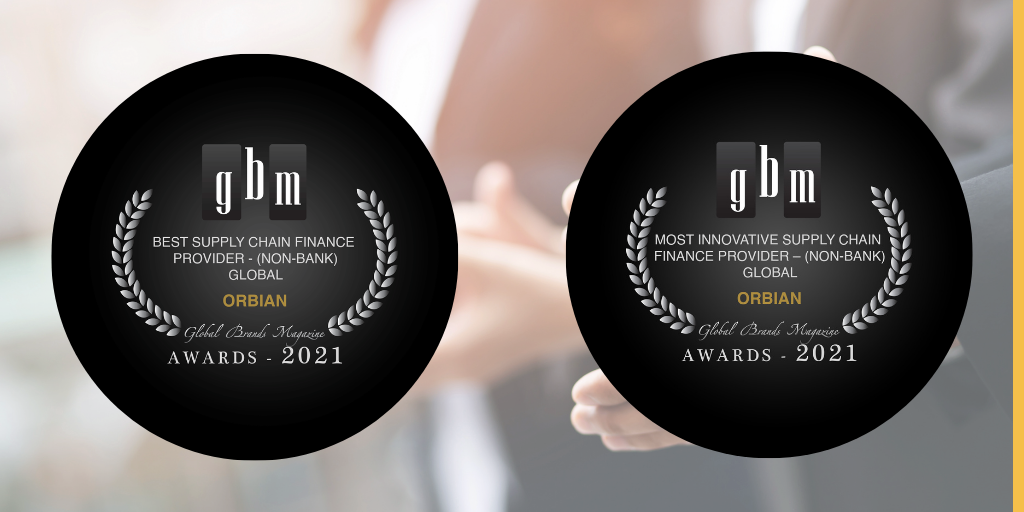 Orbian Proudly Wins Top Performing Awards from Global Brands Magazine